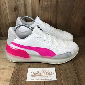 NEW Puma Clyde Hardwood Womens Size 8 (6.5C)